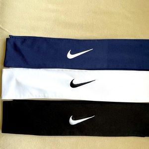 Nike Dri-Fit Head Tie Set of 3